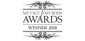 My Face My Body Awards Winner 2018