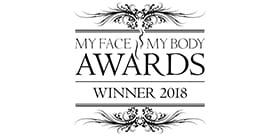 My Face My Body Awards Winner 2018